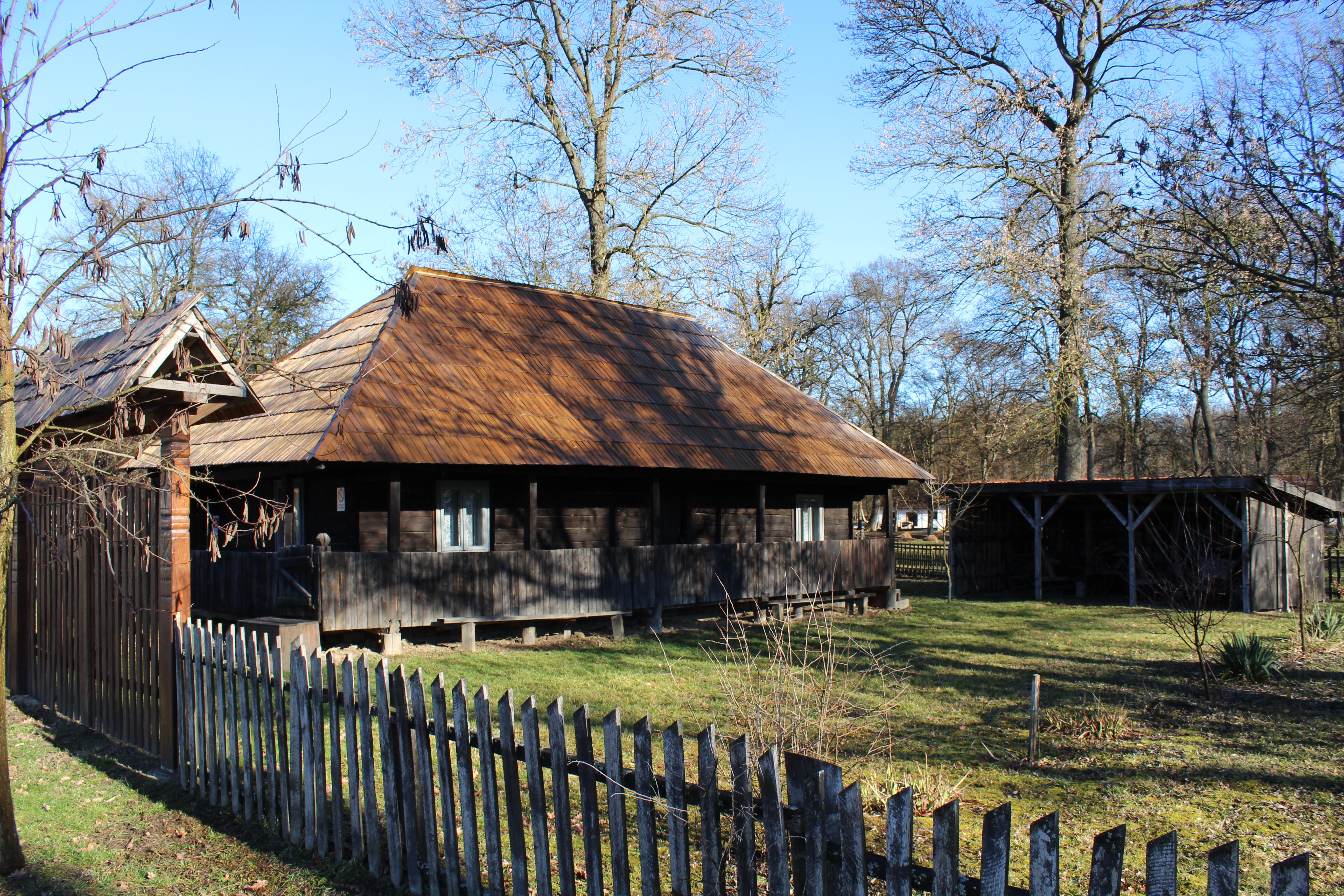 Casa ucrainiană  (Repedea, jud. Maramureş)