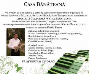 CASA BĂNĂȚEANĂ 2017