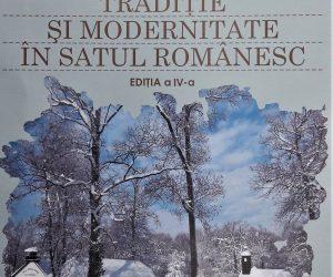 Simpozionul de comunicări științifice – Tradiție și modernitate în satul românesc – 26 – 28.11.2019
